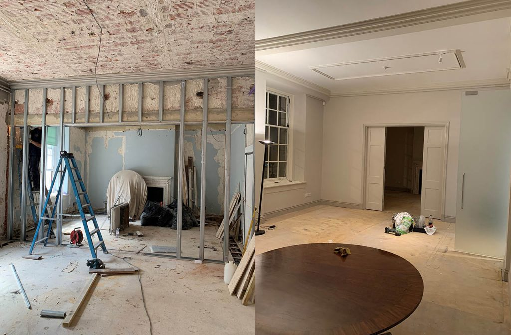 Renovation Project Before and After 1280 x 840